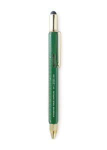 Scout Green Multi-Tool Pen - Tigertree