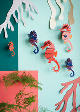 Load image into Gallery viewer, 3D Sea Horses Kit - Tigertree