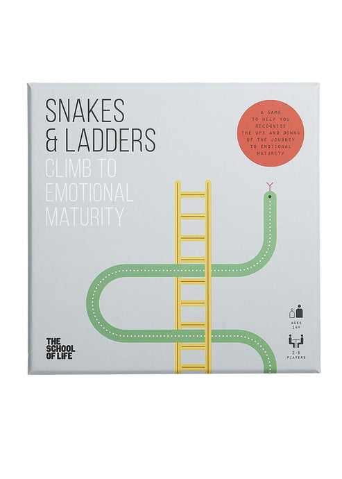 Snakes and Ladders Board Game - Tigertree