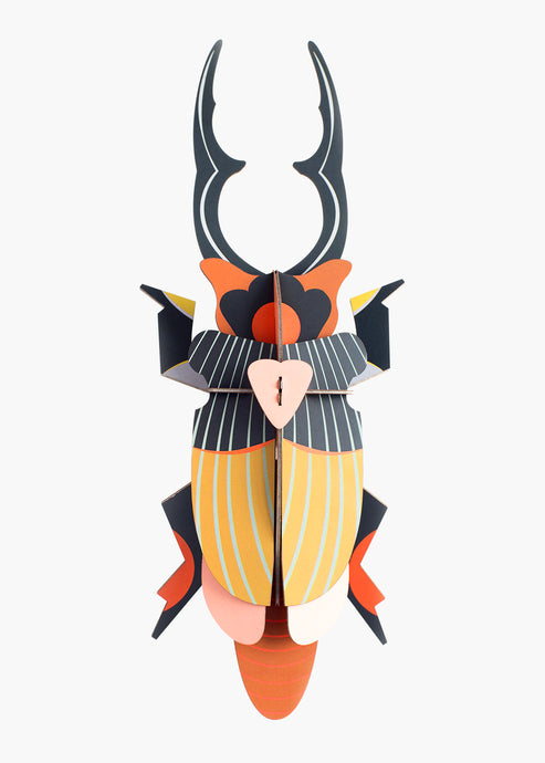 3D Giant Stag Beetle Kit - Tigertree