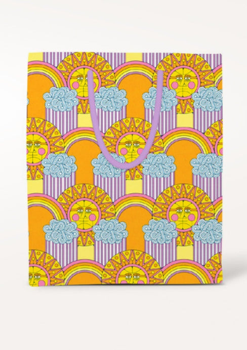 Sun and Rainbows Gift Bag - Tigertree