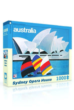 Load image into Gallery viewer, Sydney Opera House 1000 Piece Puzzle - Tigertree