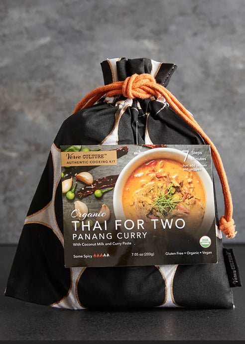 Thai for Two Cooking Kit - Organic Panang Curry - Tigertree