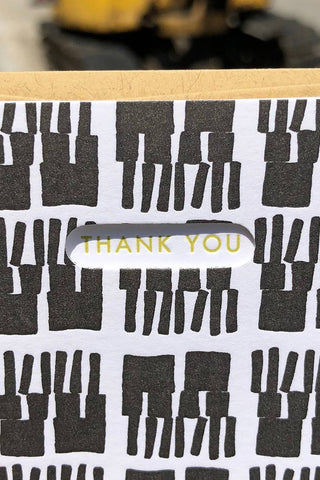 Bitlock Thank You Card