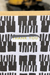 egg press thank you card