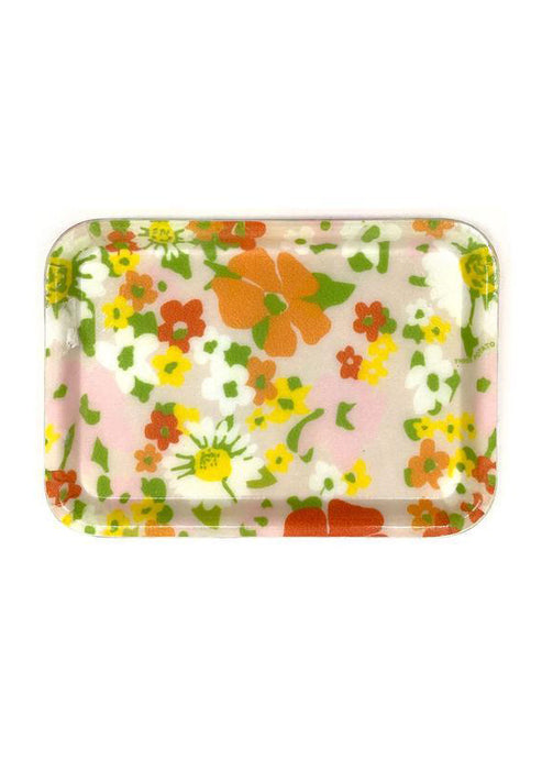 Wildflowers Small Trinket Tray - Tigertree