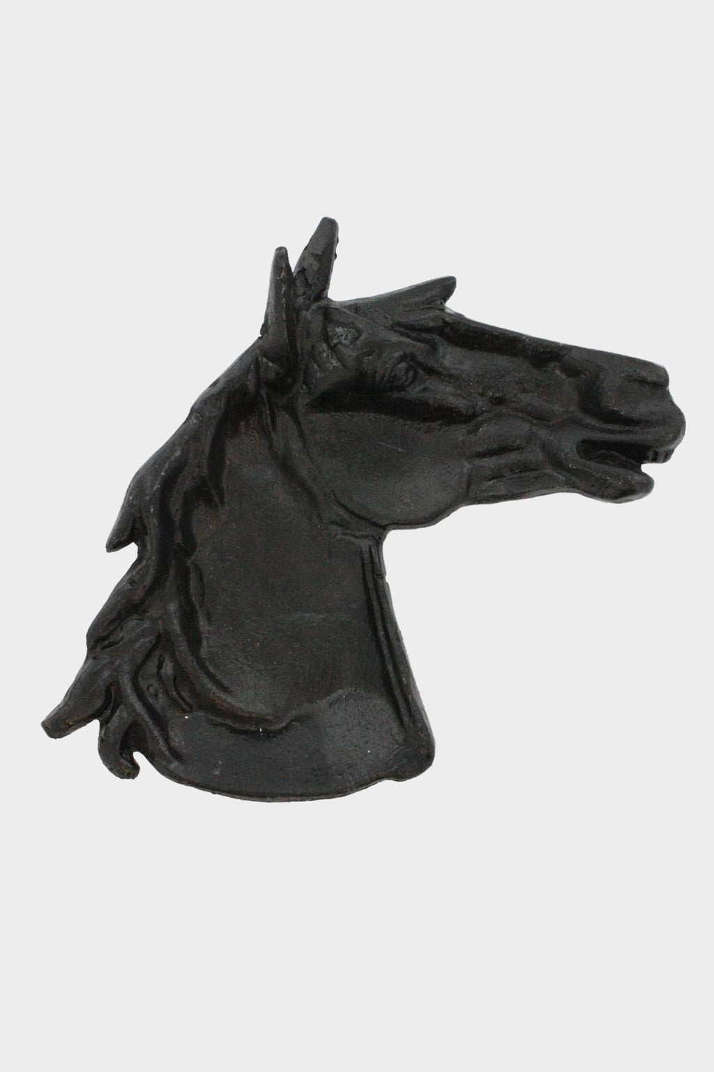 Cast Iron Horse Head Tray