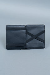 Black inside magic wallet