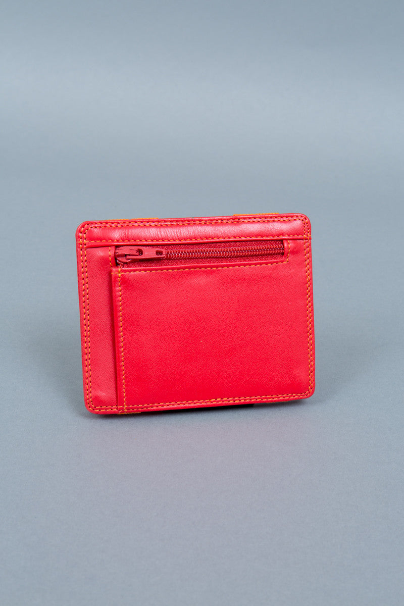 Red magic wallet