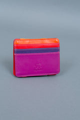 purple magic wallet