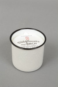 Enamelware Alpine Candle - Tigertree