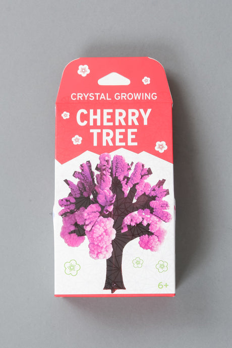 Cherry Tree Crystal Growing Kit - Tigertree