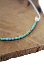 Load image into Gallery viewer, Seed Bead Necklace - Tigertree