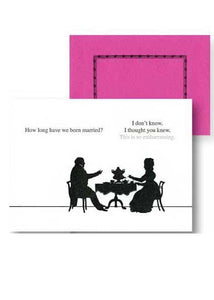 How Long Have We Been Married Card - Tigertree
