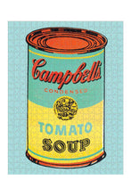 Load image into Gallery viewer, Double Sided Warhol Soup Can Puzzle - Tigertree