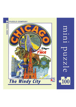 Load image into Gallery viewer, The Windy City Mini Puzzle - Tigertree