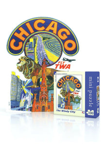 The Windy City Mini Puzzle - Tigertree