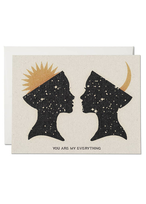 You Are My Everything Card - Tigertree
