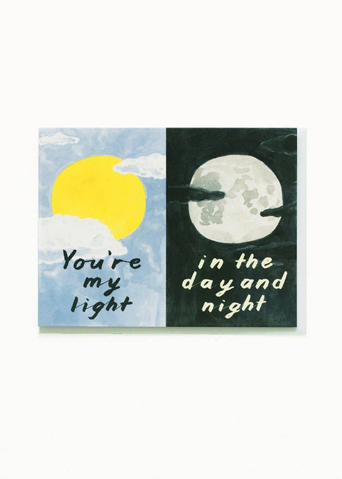 You're My Light Card - Tigertree