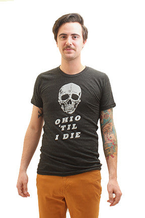 Men's Ohio 'Til I Die Tee - Tigertree - 1