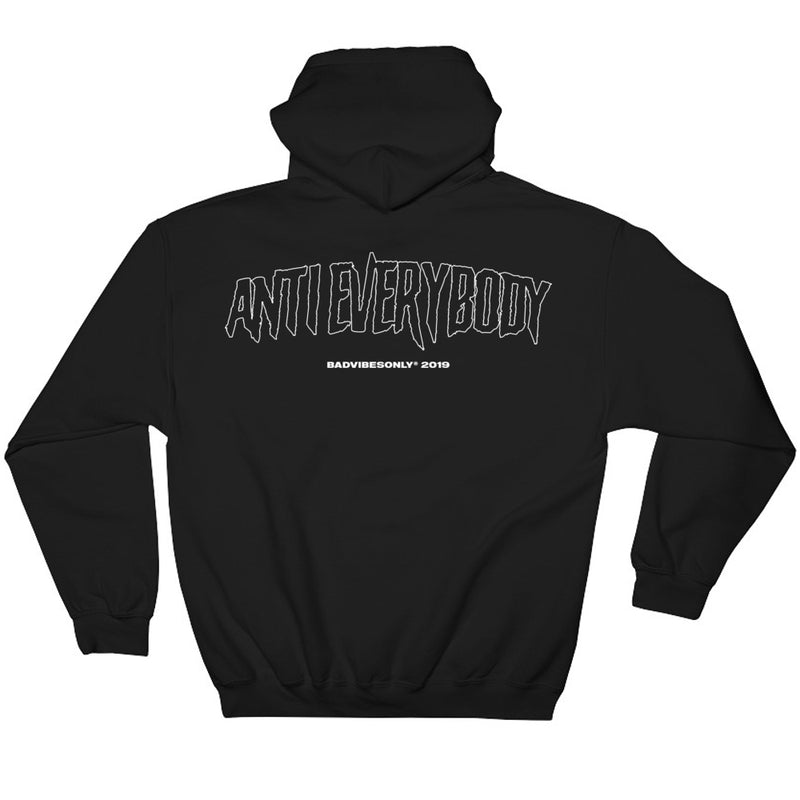 ANTI EVERYBODY V2 HOODIE