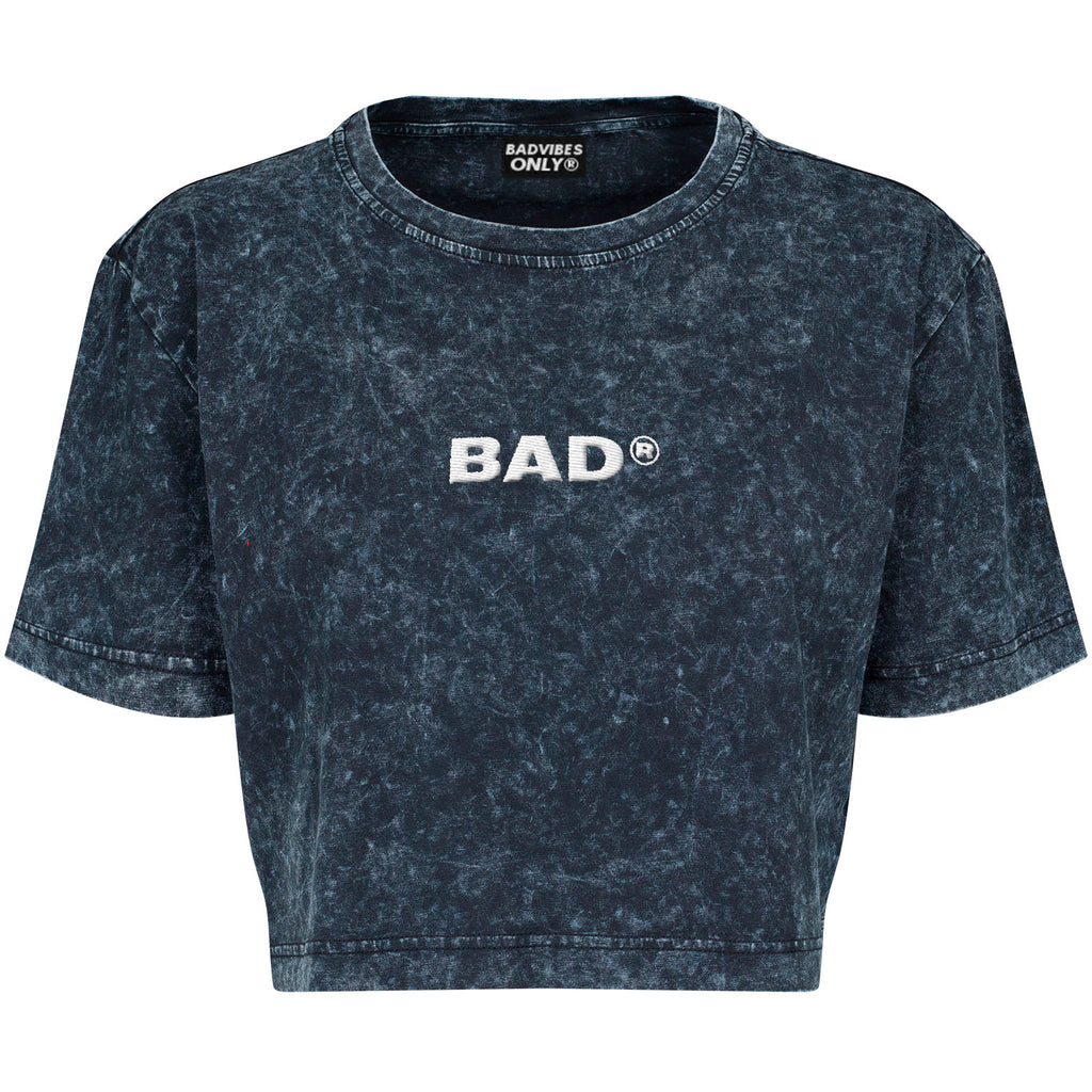 BAD® CROPPED TEE