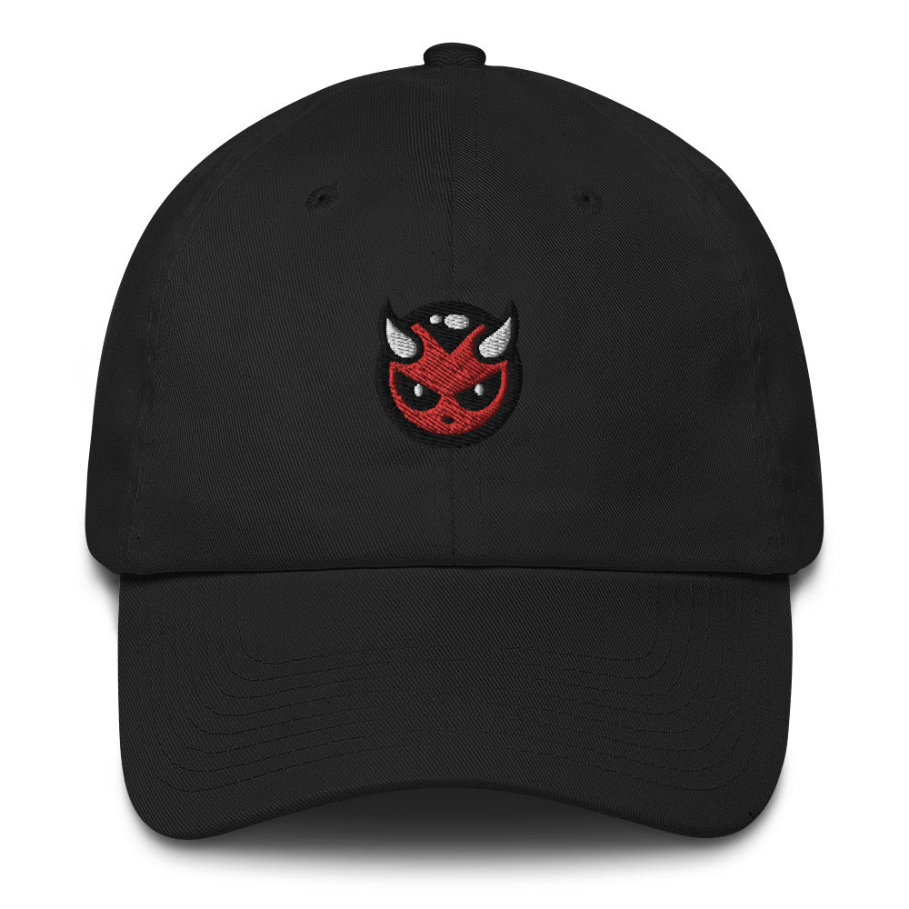 DEVIL HEAD BASEBALL CAP