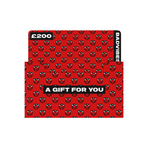 BADVIBESONLY® Gift Card