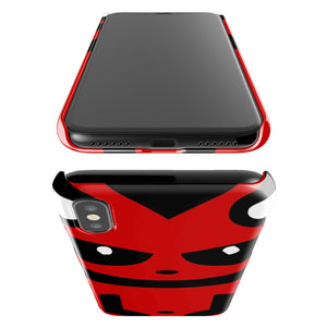 BADVIBESONLY® DEVIL IPHONE X CASE (OVERVIEW)