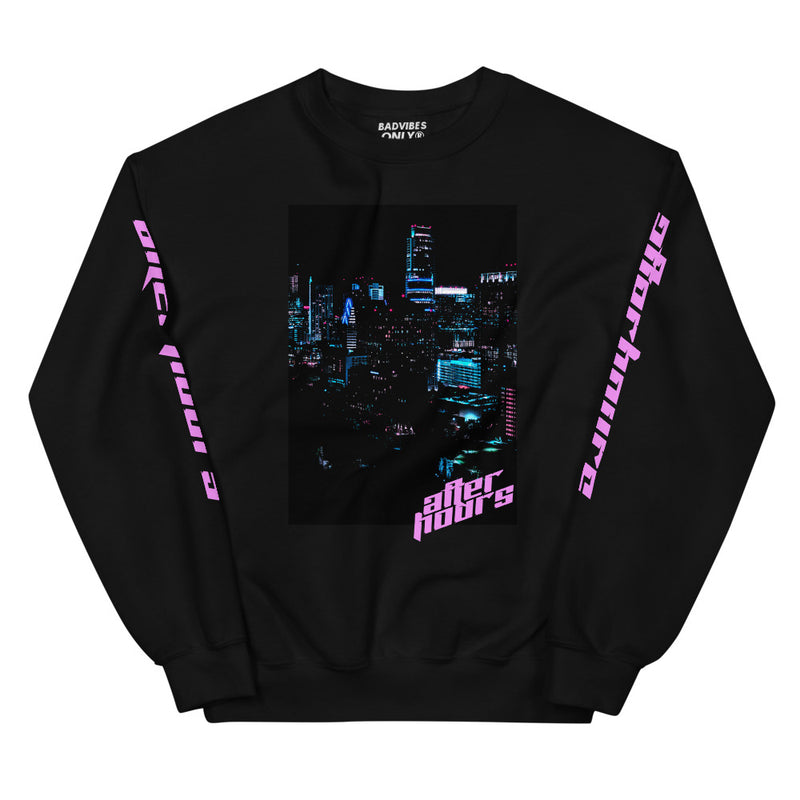 AFTER HOURS SWEATSHIRT
