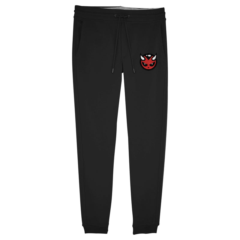 BADVIBESONLY® DEVIL HEAD SWEATPANTS