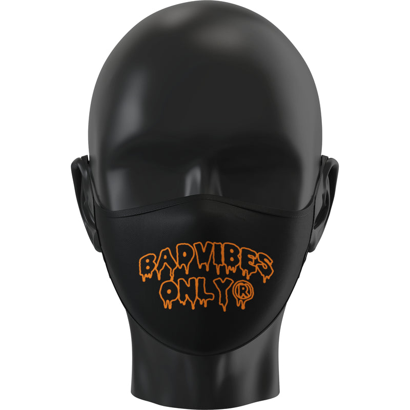 2020 HALLOWEEN LOGO FACE MASKS (4 PACK)