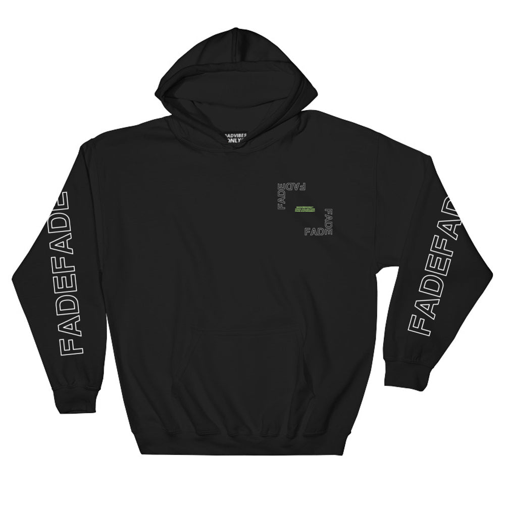 FADE EXPERIMENT HOODIE