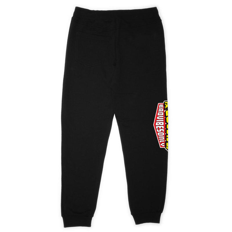 BADVIBESONLY® X MY HERO ACADEMIA LOGO SWEATPANTS