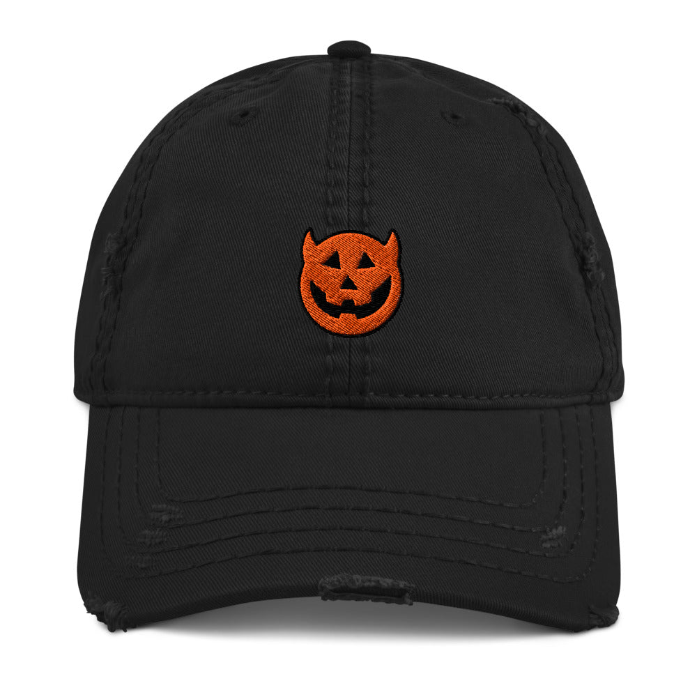 2020 HALLOWEEN DISTRESSED CAP