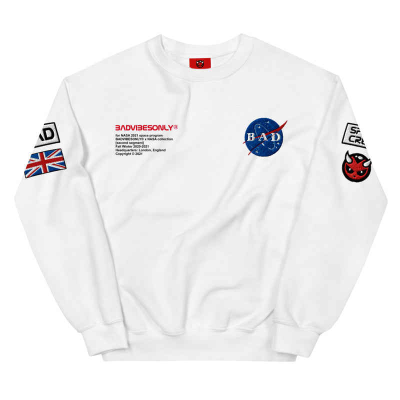 2021 SPACE PROGRAM SWEATSHIRT
