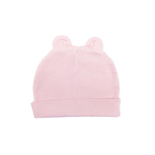 baby kids girls boys beanie with ears pink organic cotton kira kids audrey and olive shop the woods sf