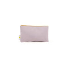 The Woods Sticky Lemon recycled plastic bottles sustainable envelope pencil case bag sugar brown caramel fudge violet pink purple