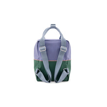 Small Colour Block Backpack