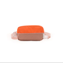 Small Colour Block Fanny Pack