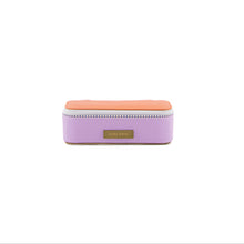 The Woods Sticky Lemon pencil box case recycled plastic bottles sustainable gustave lilac concierge orange madame olive