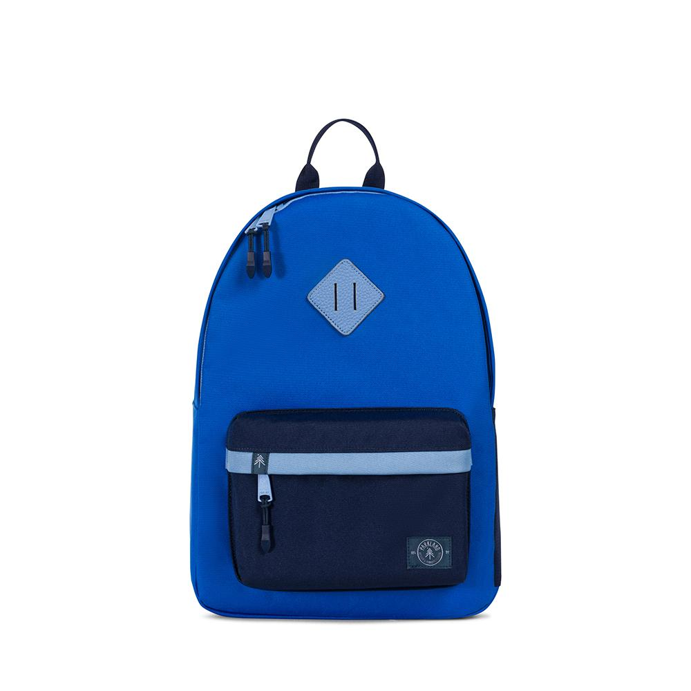 parkland recycled plastic herschel kids school backpack bluebird blue baby babies audrey and olive maternity clothes shop the woods san francisco