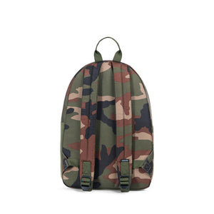 shop the woods parkland recycled plastic herschel kids school backpack bag bayside camo camoflage