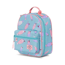 Parkland Rodeo recycled backpack lunch kit sundae pink blue Audrey and Olive The Woods SF