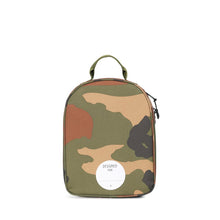 Parkland Rodeo recycled backpack lunch kit camo camouflage Audrey and Olive The Woods SF