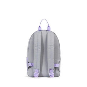 Parkland Edison recycled backpack badwater purple lavender grey color block Audrey and Olive The Woods SF