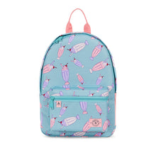 Parkland Edison recycled backpack sundae pink blue Audrey and Olive The Woods SF