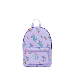 Parkland Edison recycled backpack cactus flower purple lavender Audrey and Olive The Woods SF