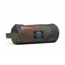 Shop The Woods Parkland Highfield recycled small pouch bag pencil case kids toddler school sustainable environmental camo camoflage