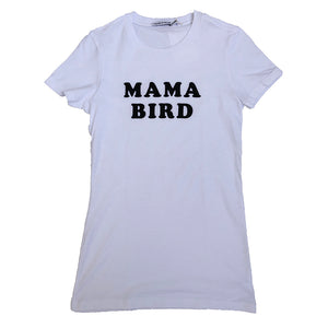 shop the woods bee and the fox mama bird tee tshirt t-shirt baby kids girls boys clothes clothing